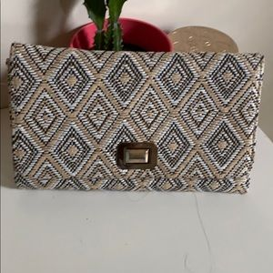 Handbags - Handmade print clutch